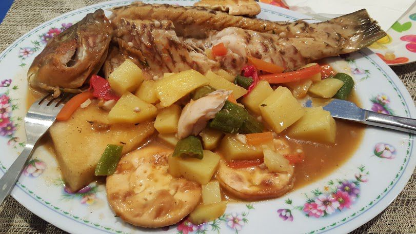 Best seafood restaurants in London: fish at Little Ochi in Herne Hill