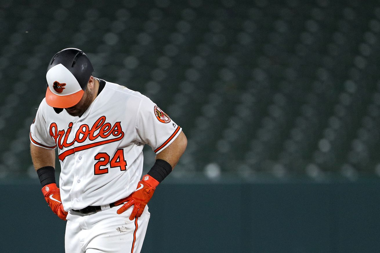 Orioles make their mark on baseball history, then lose to Rays 5-2