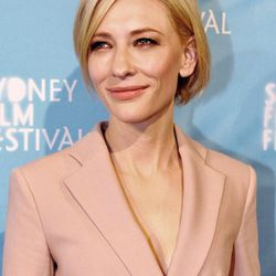 Cate Blanchett has played everyone from Katharine Hepburn to Bob Dylan, so she can basically do anything.