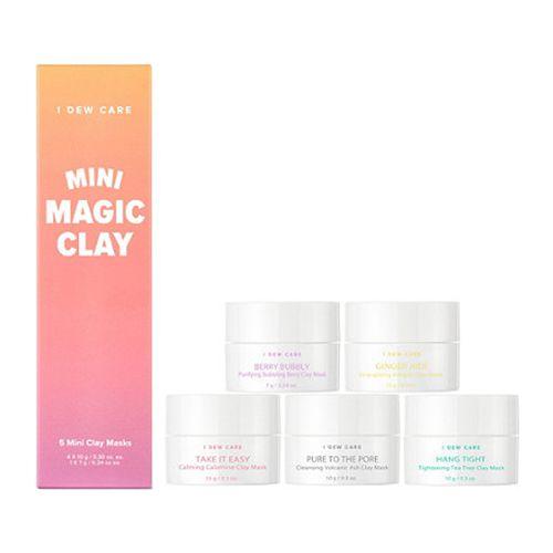 Memebox I Dew Care Mini Magic Clay Mask Set