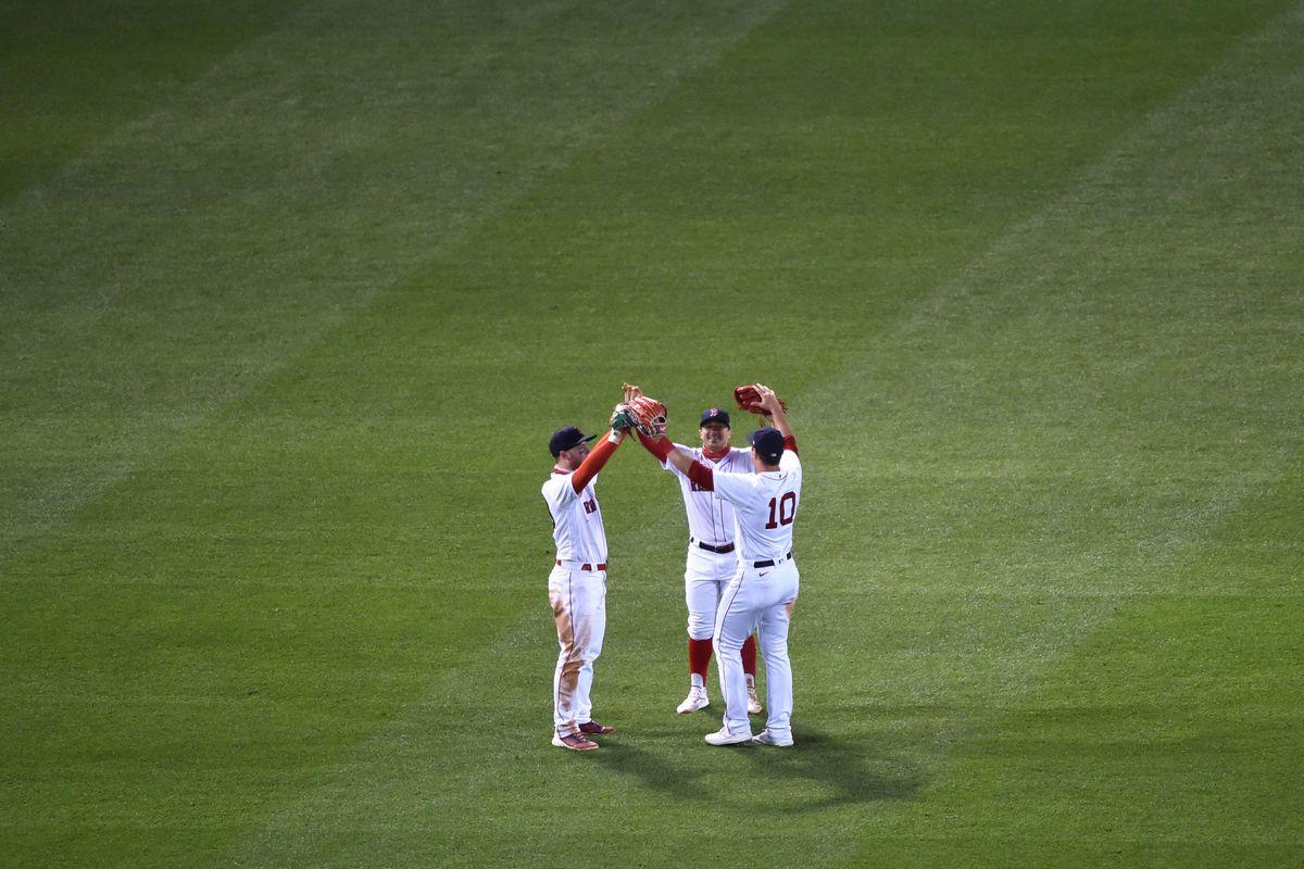 MLB: Detroit Tigers at Boston Red Sox