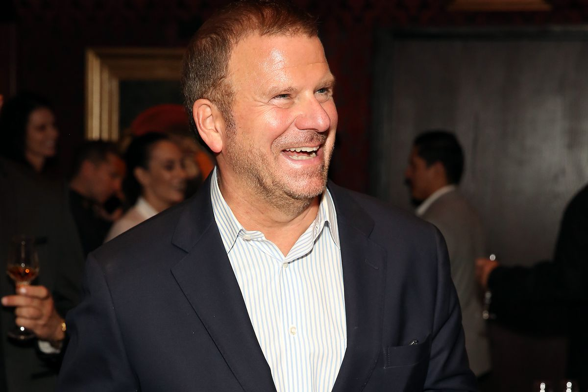 Haute Living And Louis XIII celebrate Tilman Fertitta Cover And Book Release