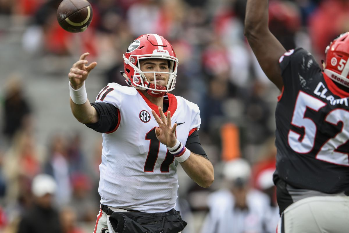 Top Rookie Quarterbacks 2020.2020 Nfl Mock Draft Detroit Lions Could Go In Many Directions