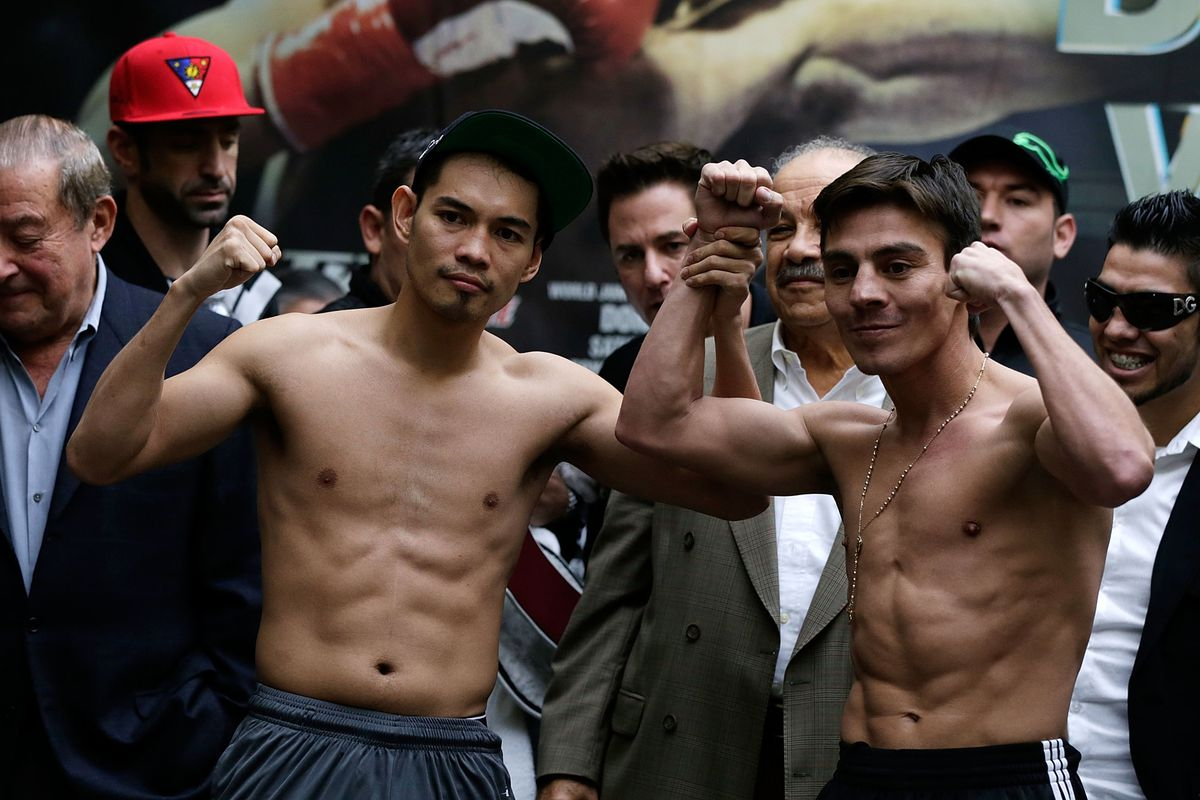 Manny Pacquiao Beats Jessie Vargas: Live Results And ...