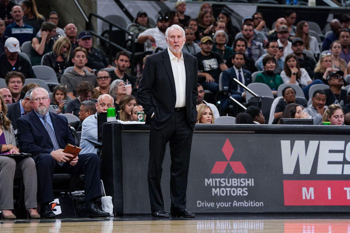 NBA: Preseason-New Orleans Pelicans at San Antonio Spurs