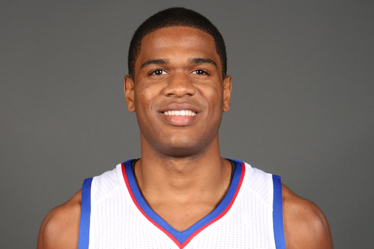I forgot to bring the battery to my camera last night, so we're going with this stock photo of Ronald Roberts.