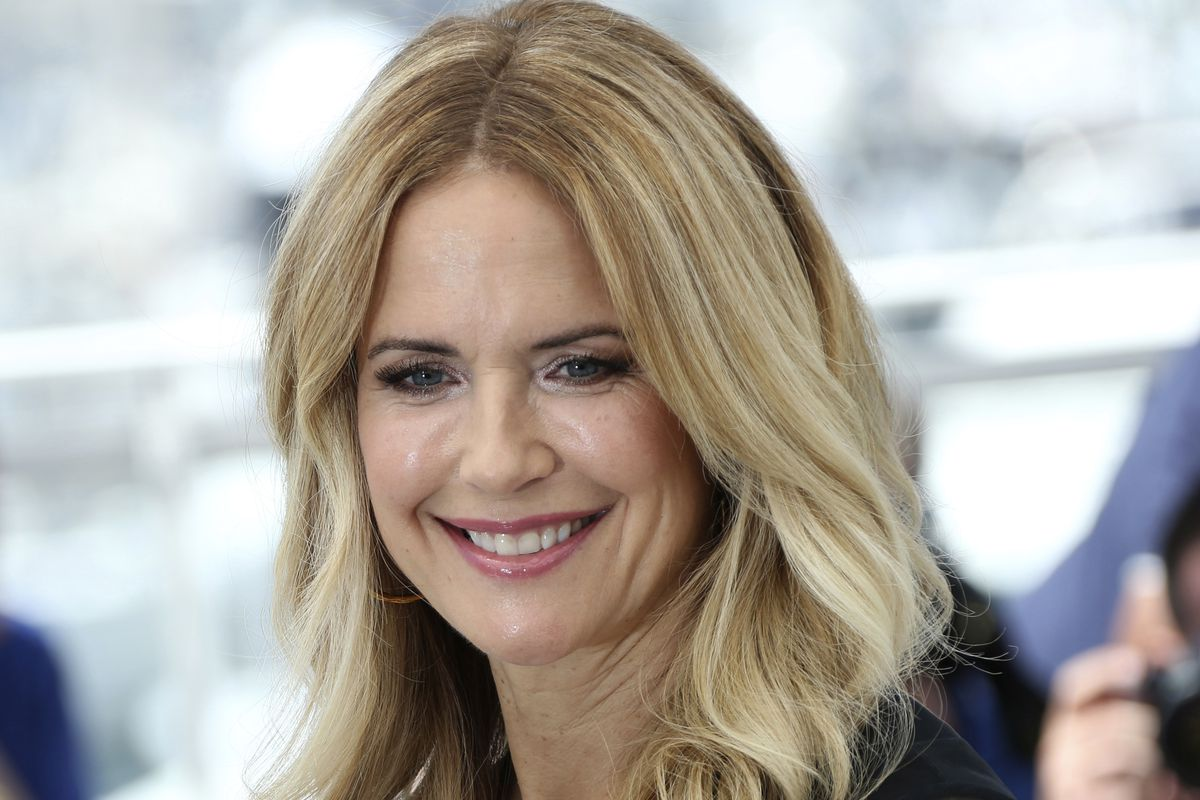 Kelly Preston (shown in 2018) died Sunday at the age of 57 after a two-year battle with breast cancer.
