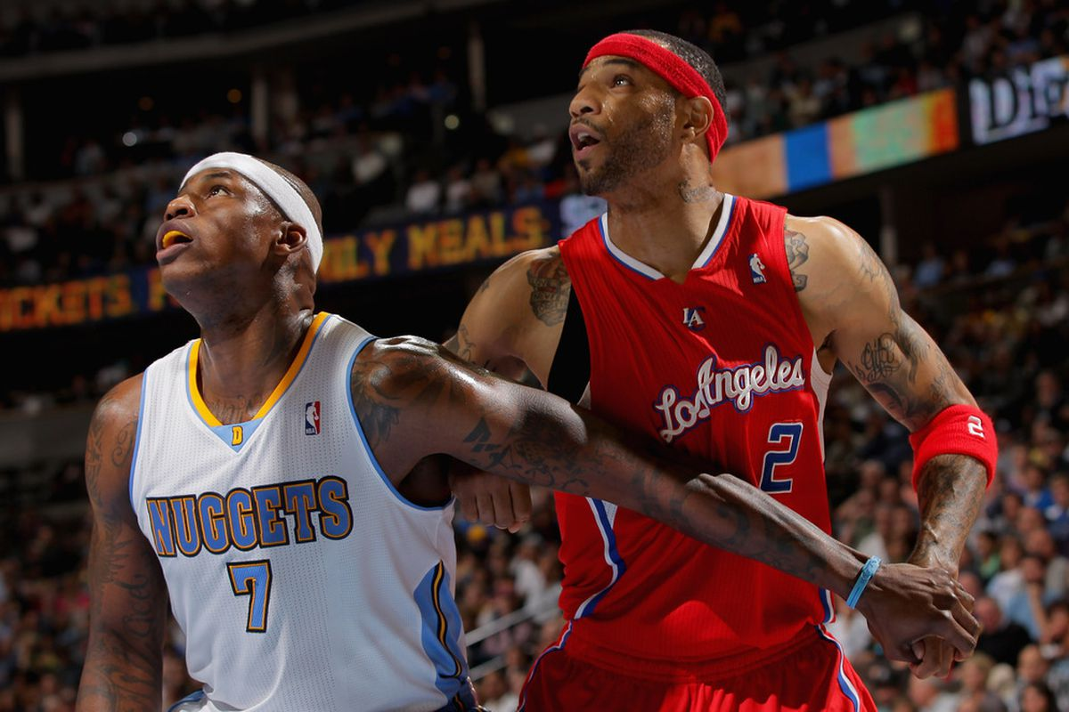 Kenyon Martin comes back to haunt the Nuggets ...