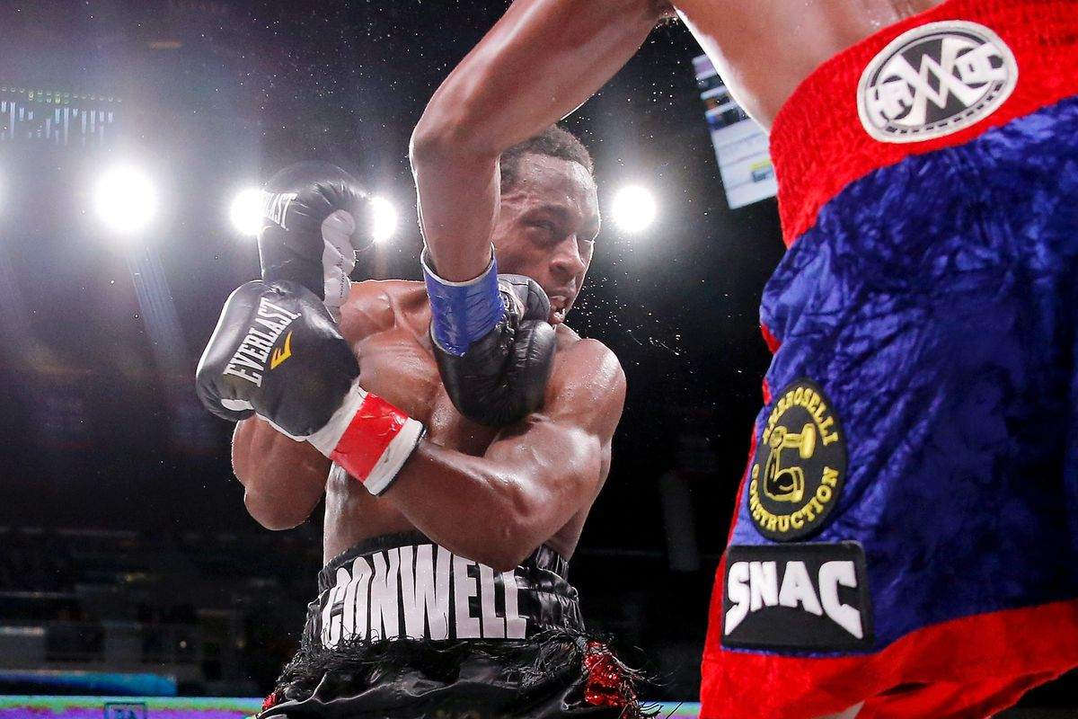 Boxer Patrick Day in critical condition after knockout loss to Charles Conwell in New York