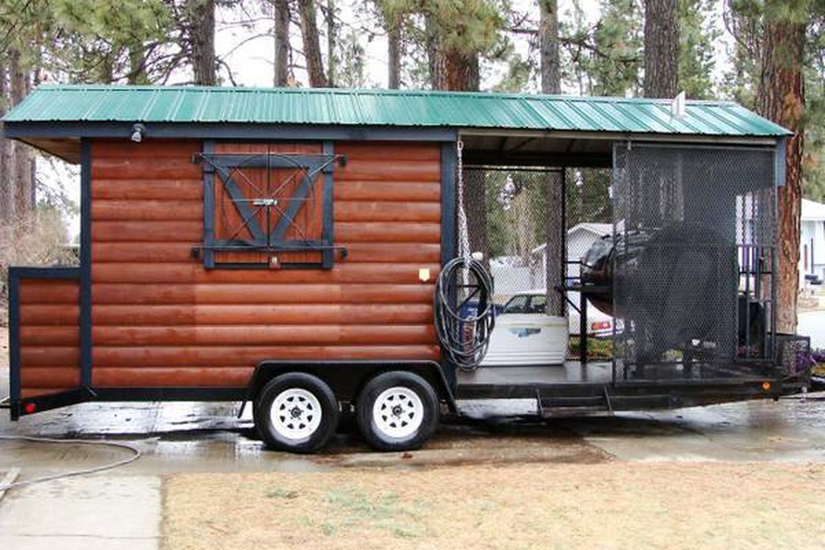Campfire BBQ's Chuck Wagon