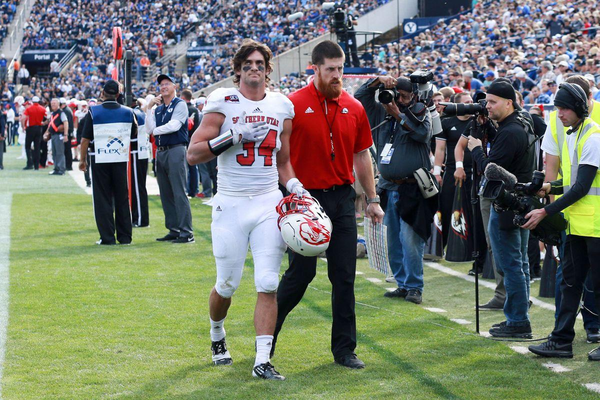 NCAA Football: Southern Utah at Brigham Young