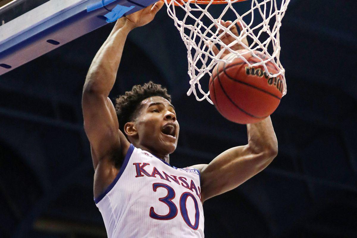 NCAA Basketball: NC-Greensboro at Kansas