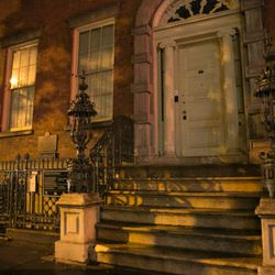 """<b>↑</b>You may have passed the <a href="""" http://merchantshouse.org/"""">Merchant's House Museum</a></b> (29 East 4th Street) a million times and thought, """"what a beautiful old building,"""" without realizing what's inside. Stepping into the museum—one of the c"""