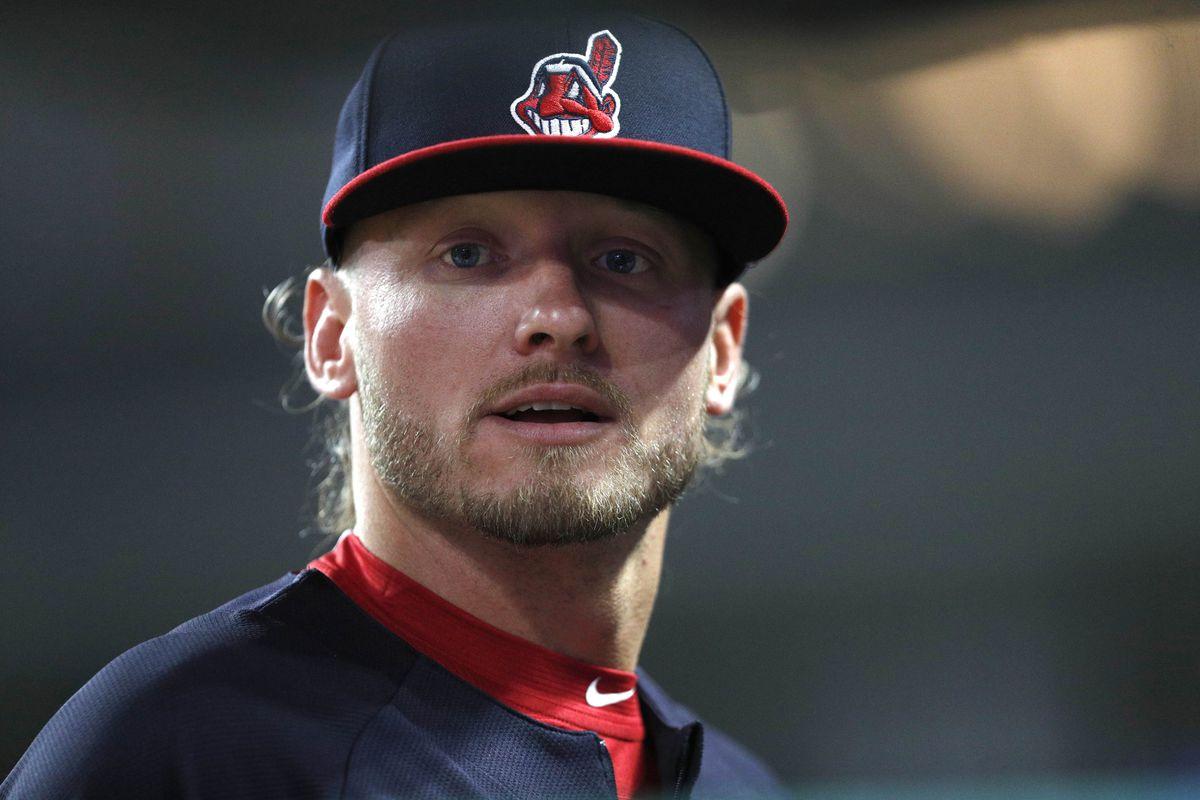 MLB: Tampa Bay Rays at Cleveland Indians
