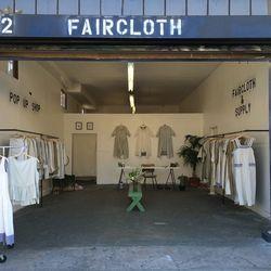 Images via Faircloth & Supply