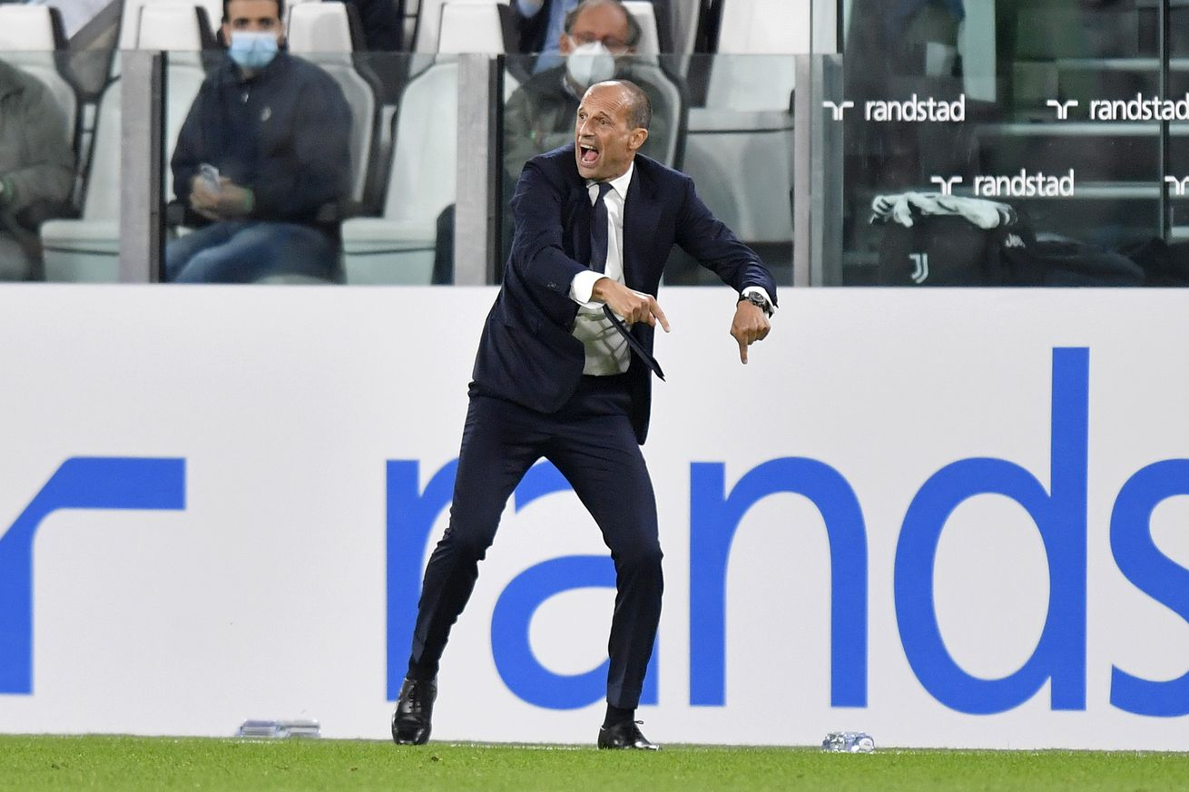 Allegri furious at Juventus players? inability to close out games