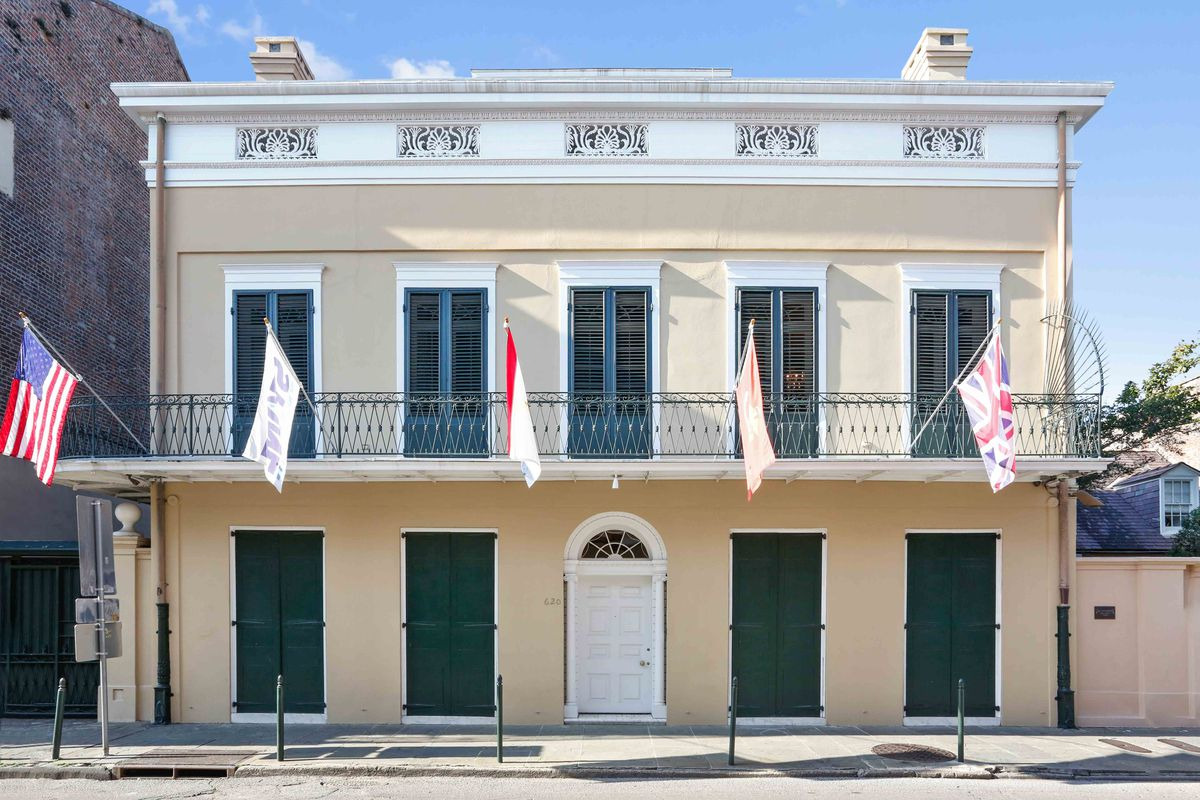 The 10 Oldest Homes For Sale In New Orleans Mapped