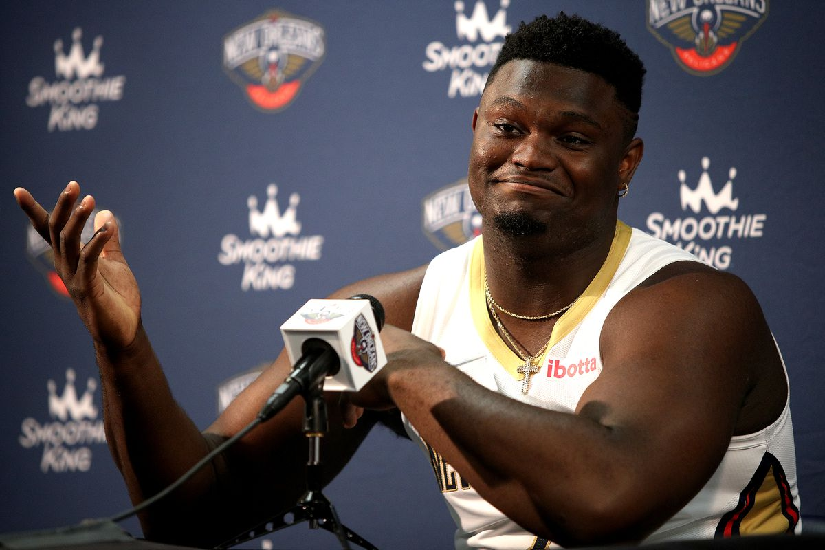 New Orleans Pelicans Media Day