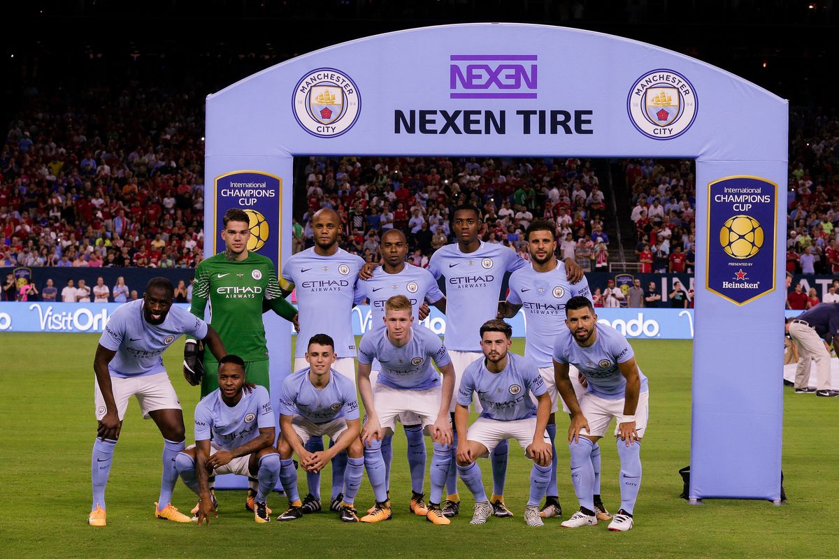 Manchester City cruise past West Ham United in Iceland