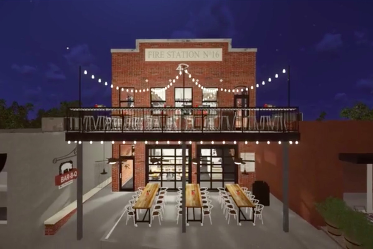 A new barbecue concept coming to Westside Atlanta.