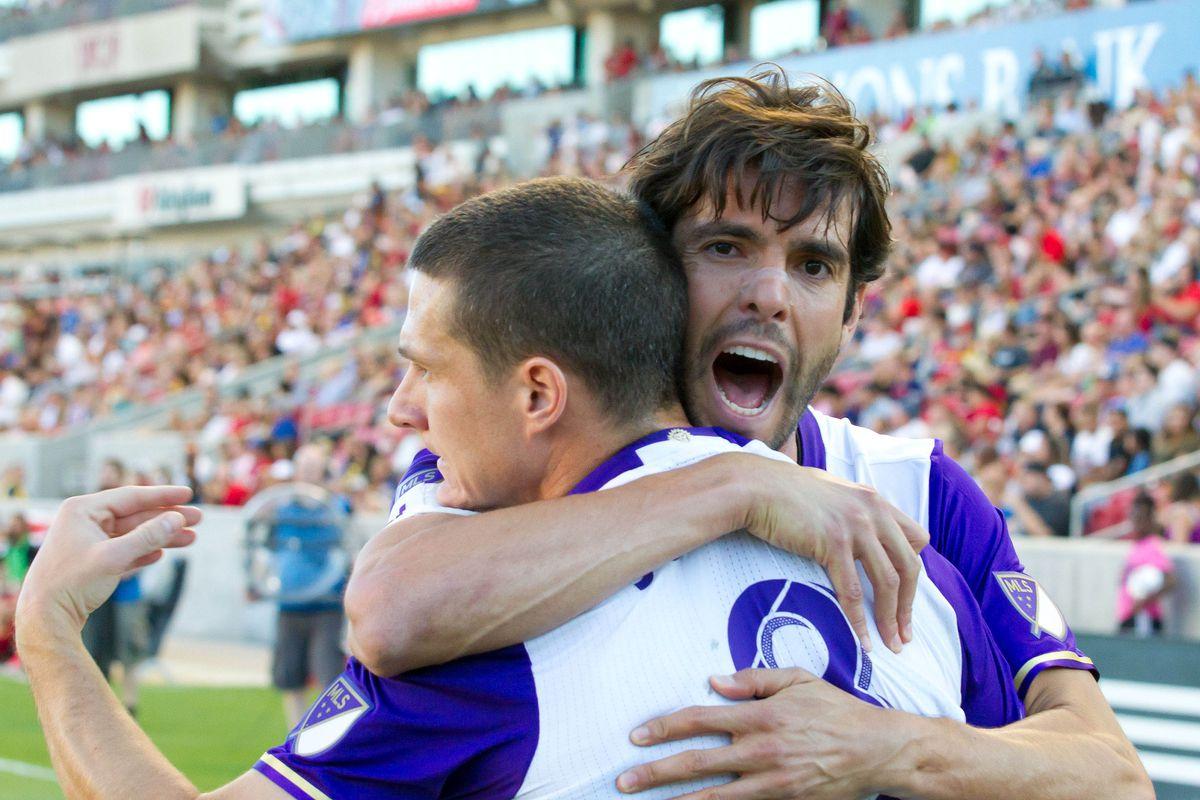 MLS: Orlando City SC at Real Salt Lake