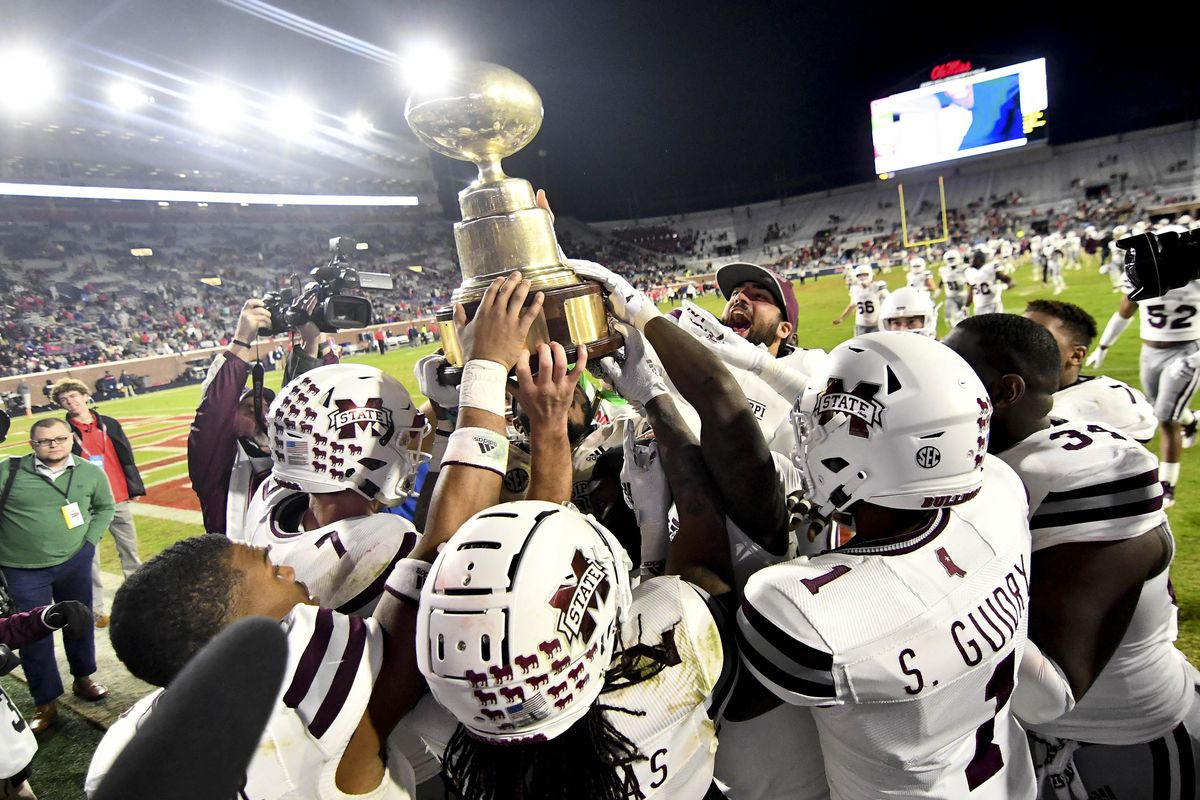 mississippi state bowl projections ahead of week 14 college