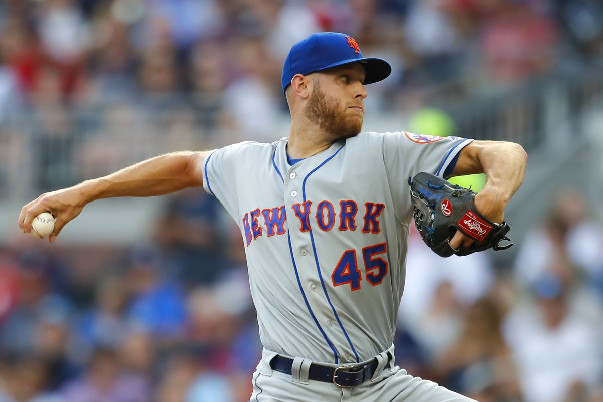 huge discount ee3a3 48423 Exploring Zack Wheeler as Oakland A's trade target ...