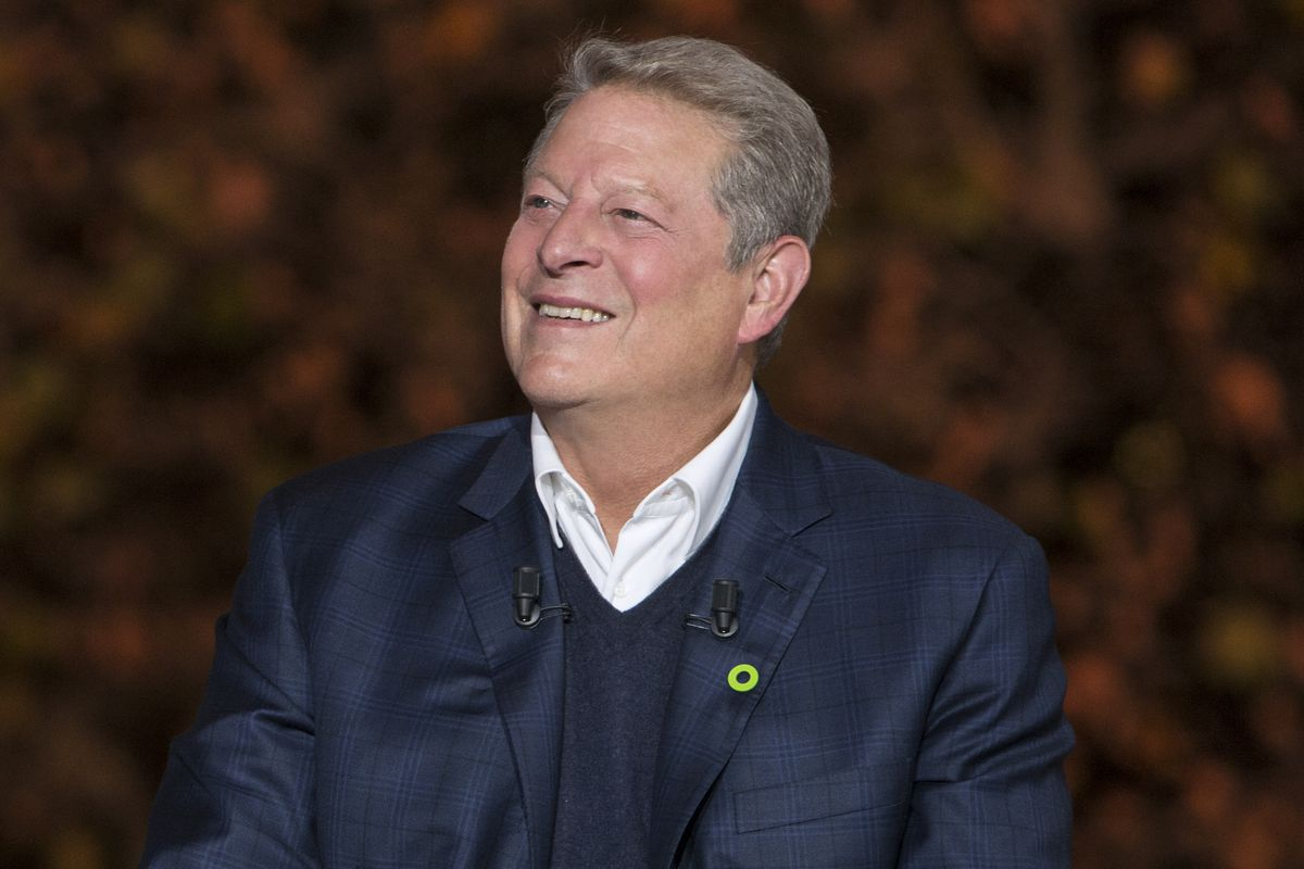 an inconvenient truth by al gore Al gore, former vice president and prolific climate change campaigner, is producing a sequel to his landmark documentary an inconvenient truth he has spoken out against trump's climate change.