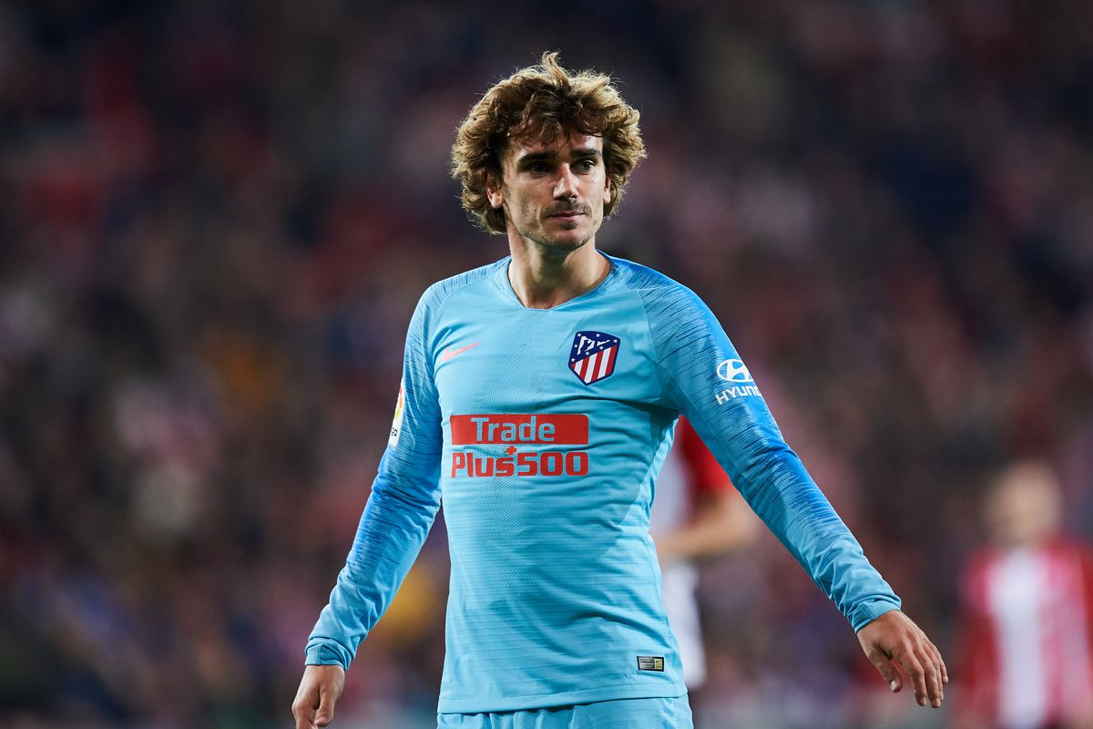 Report Barcelona To Try And Sign Antoine Griezmann Again