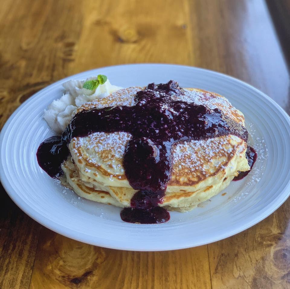 Pancakes at Hardway 8