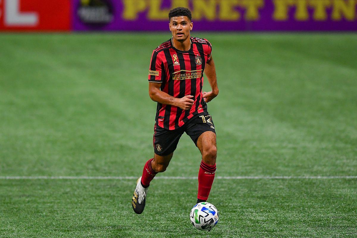 SOCCER: SEP 19 MLS Inter Miami CF at Atlanta United FC