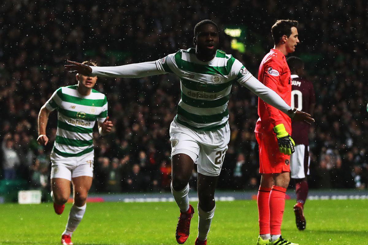Celtic v Hearts - Scottish Premier League