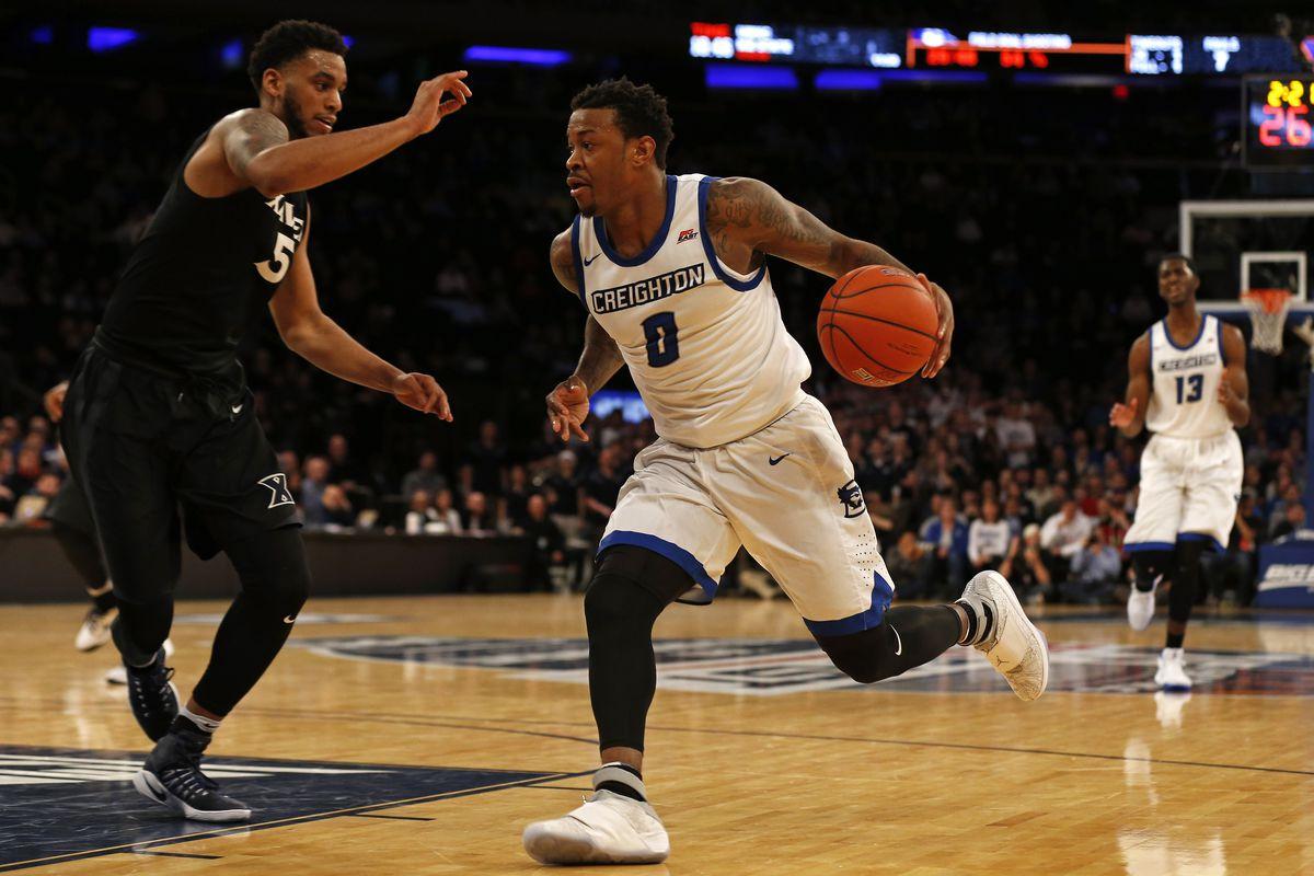 NCAA Basketball: Big East Conference Tournament-Xavier vs Creighton