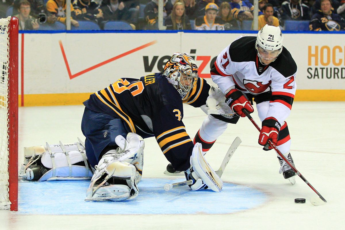 This was cool on March 2. Can the Devils do more of this tonight?  Please?