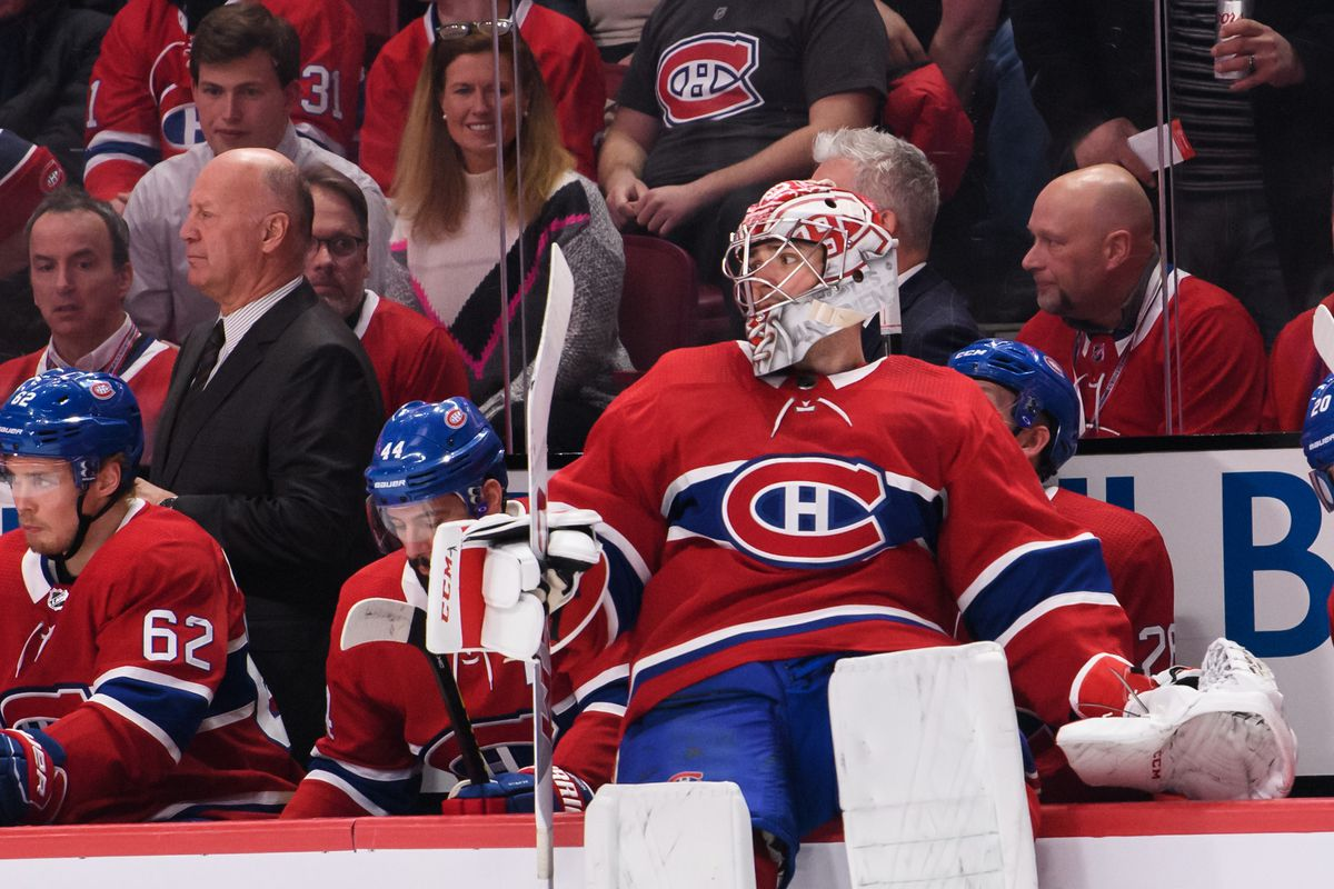 NHL: JAN 13 Flames at Canadiens