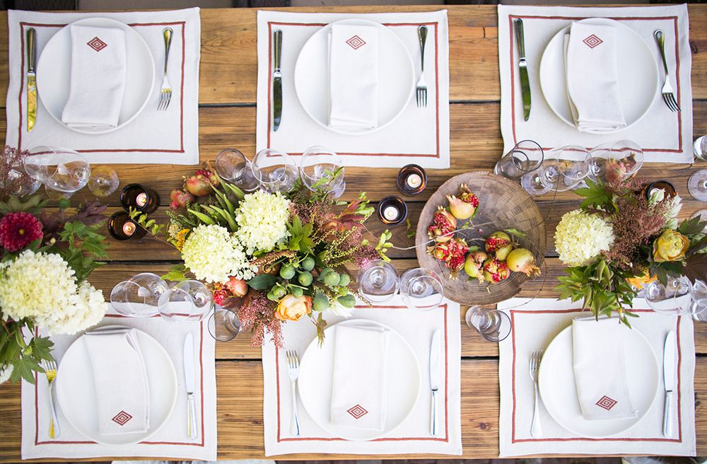 heather taylor home table setting
