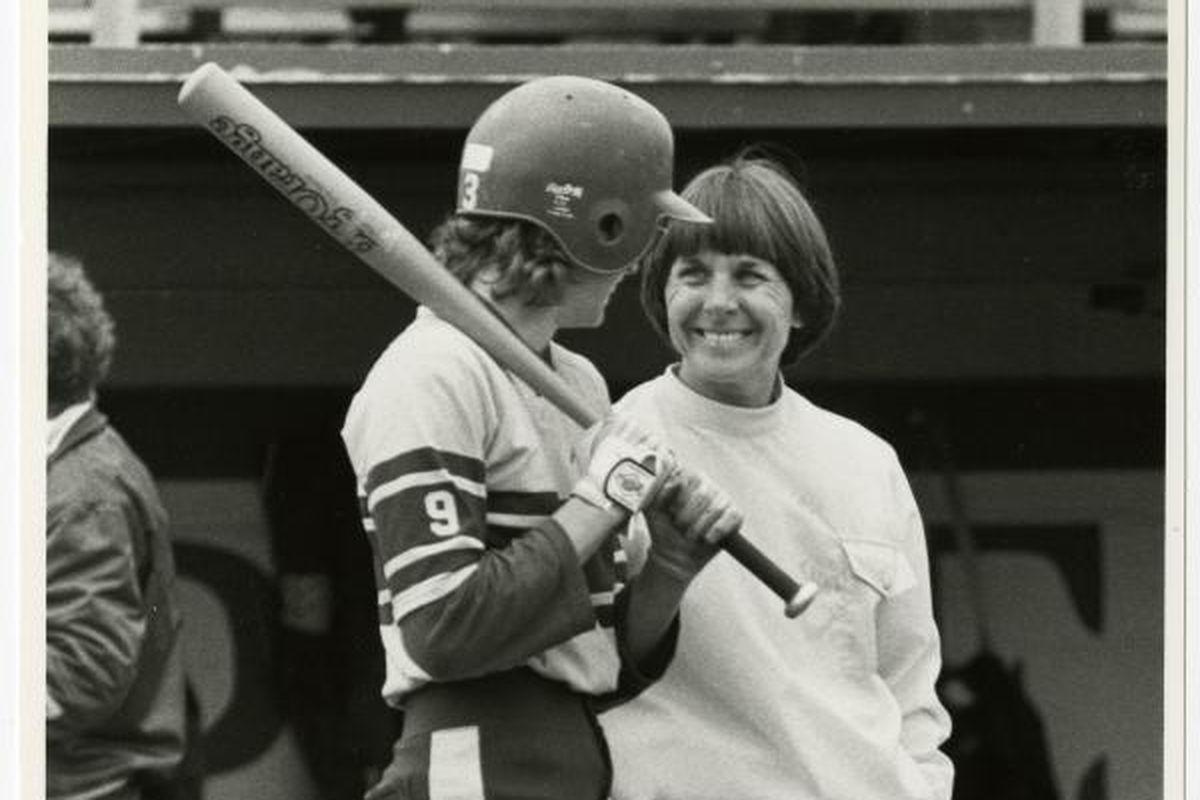 Linda Wells in 1984.