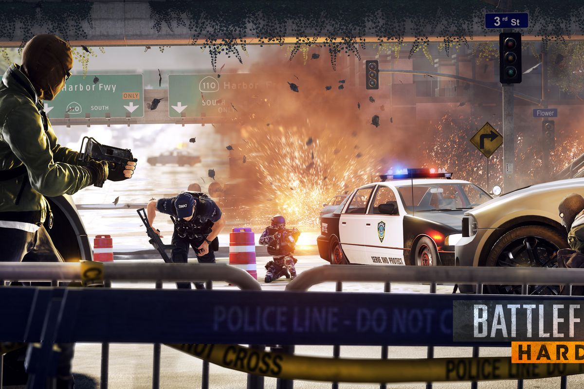 new release pc car gamesBattlefield Hardline has a new release date March 17 2015  Polygon