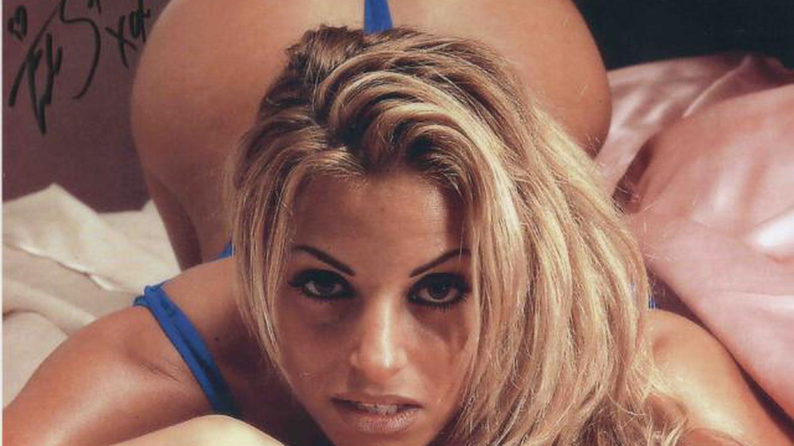 Stacy burke big dildo
