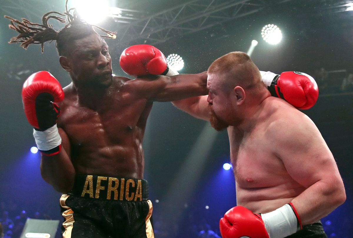 Winline Boxing Night near Moscow