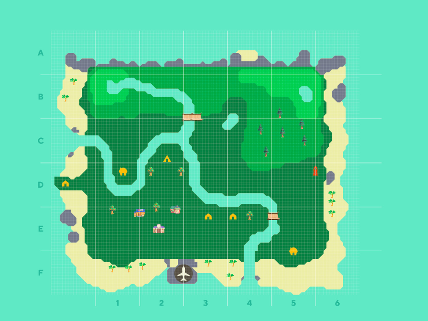 Start Planning Your Animal Crossing New Horizons Island With This