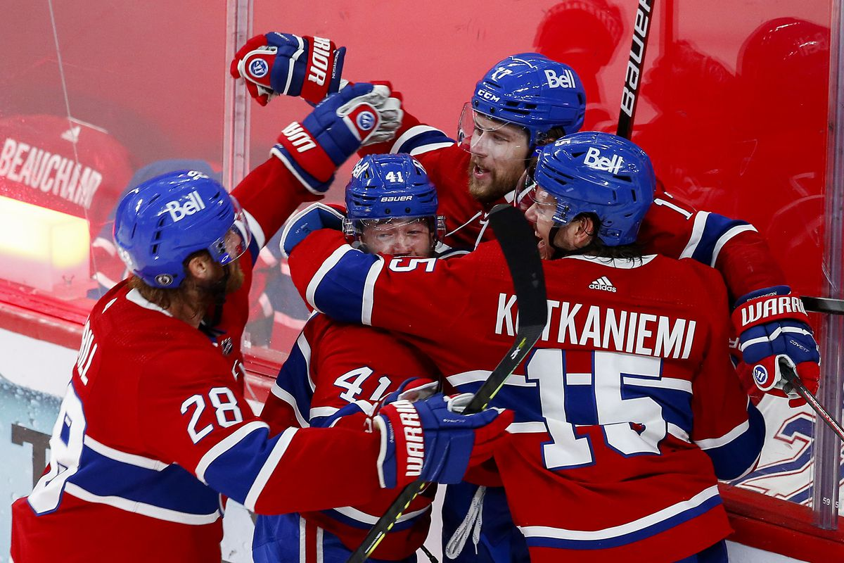 Vegas Golden Knights v Montreal Canadiens - Game Three