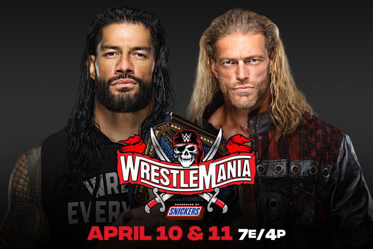 Wrestlemania 37: WWE Hell-Bent On Stopping Information Leak-Out 2