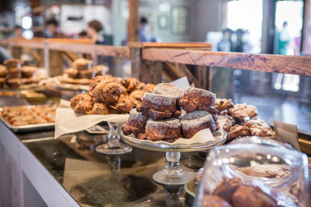 Pastries at Sour Duck