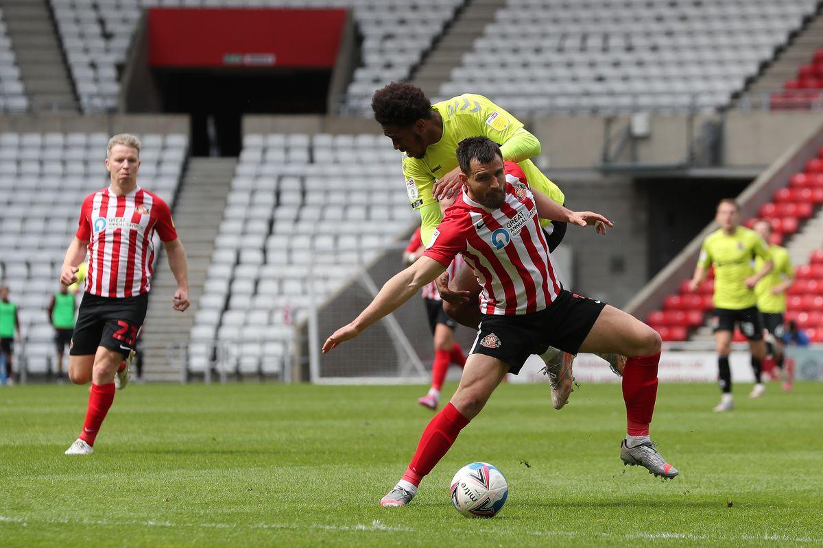 Sunderland v Northampton Town - Sky Bet League One