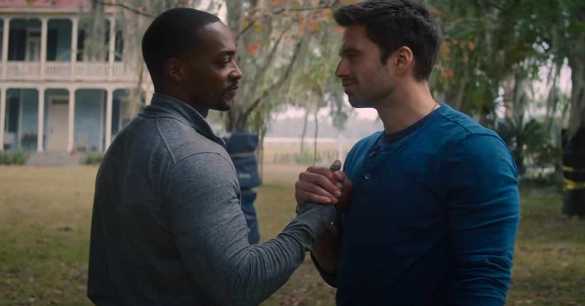 Marvel's Falcon and Winter Soldier trailer drops during Super Bowl LV