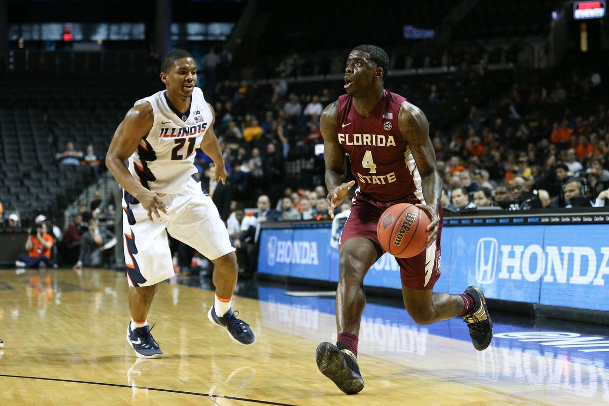 NCAA Basketball: NIT Season Tip-Off-Florida State vs Illinois