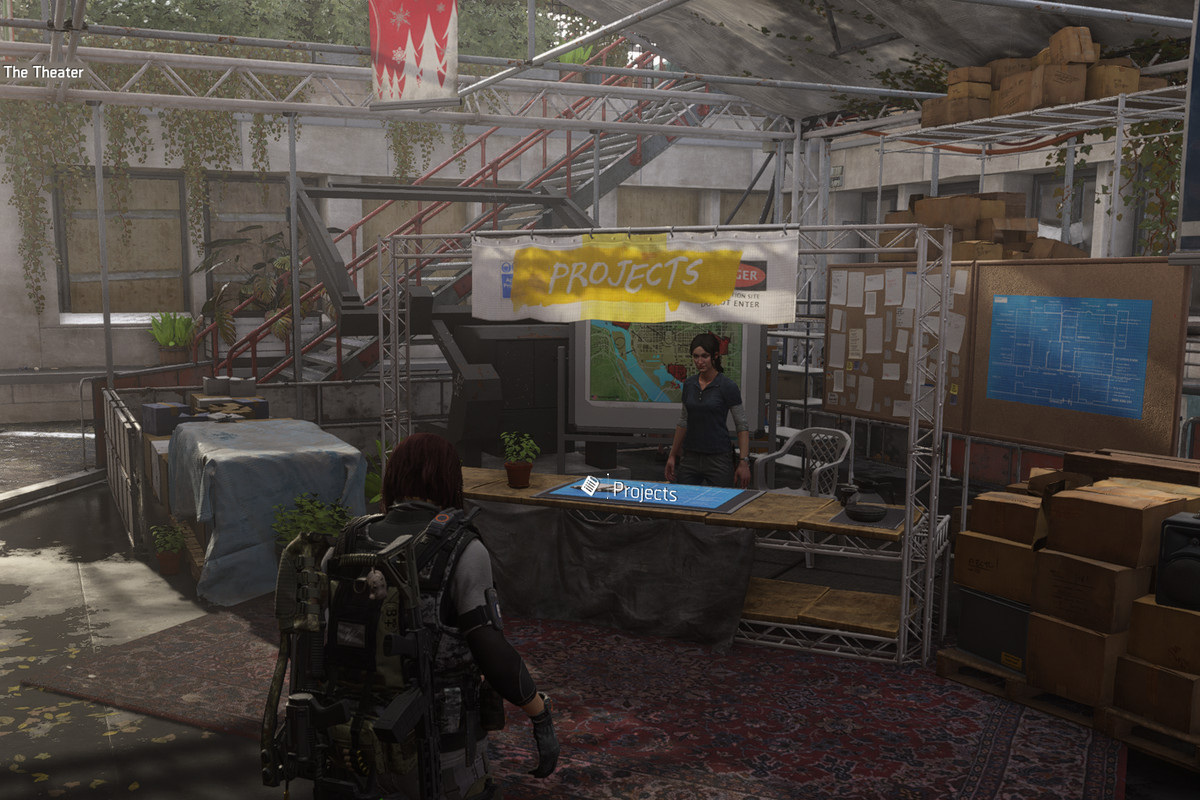 The Division 2 Projects guide - Polygon