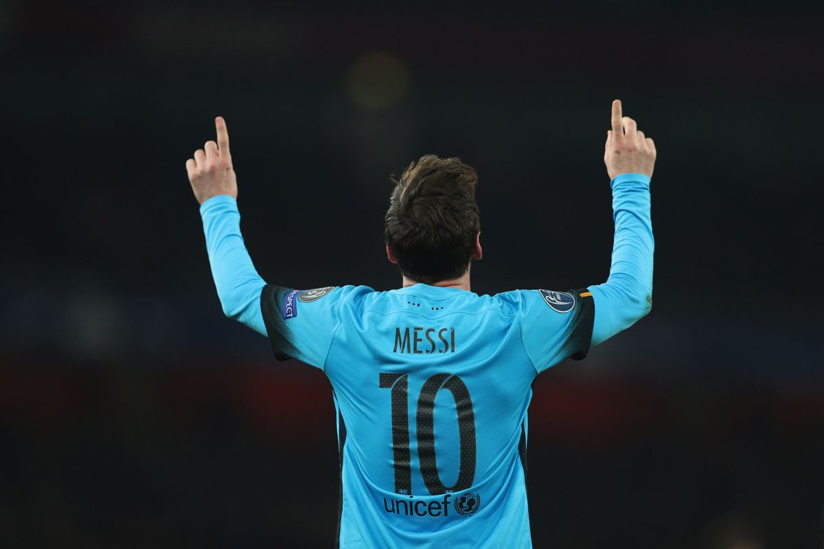 Is Lionel Messi The Best Anything Ever Barca Blaugranes
