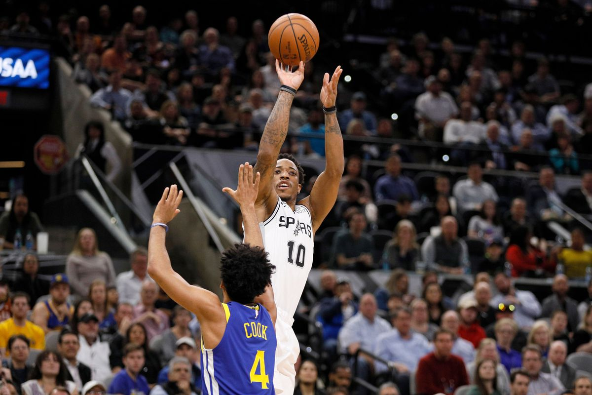 Final Score: Spurs stop Warriors down the stretch 111-105